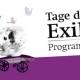 Tage des Exils Programm